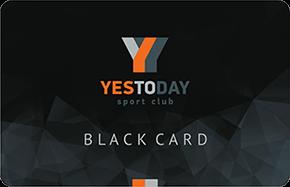 черная карта yestoday