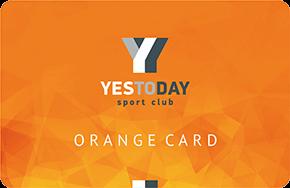 оранжевая карта yestoday