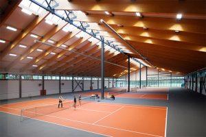 теннисный корт yestoday