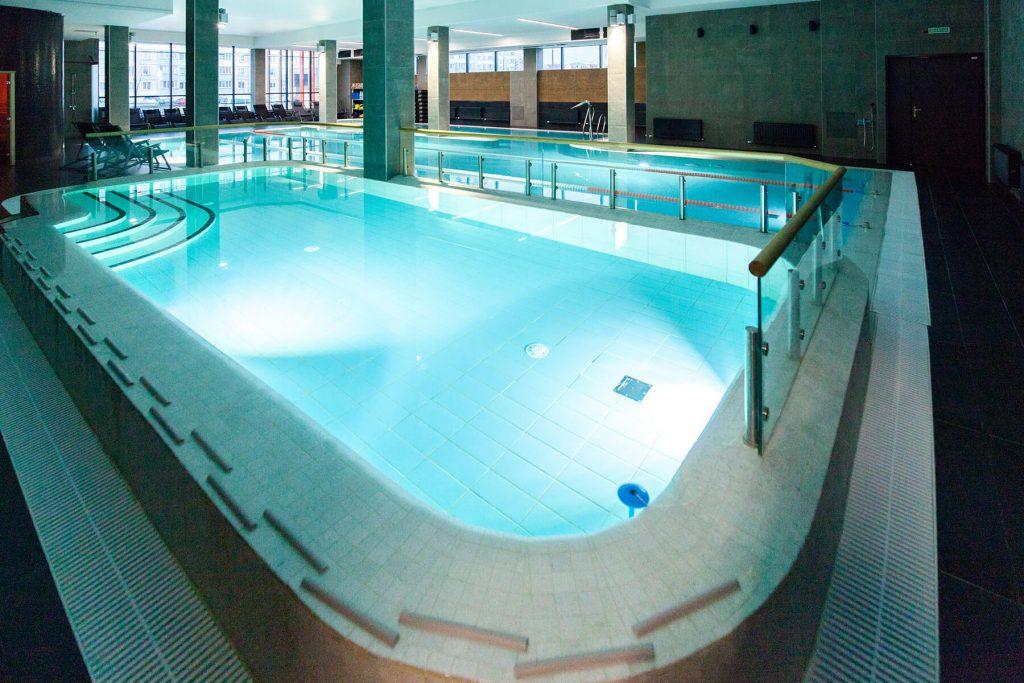 бассейн минск